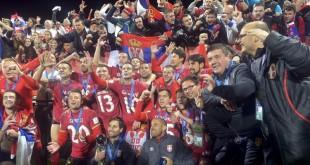 المنتخب الصربي
