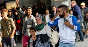 refugees dutchland