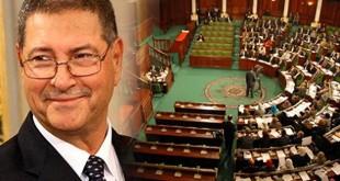 habib essid au parlement
