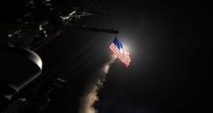 الضربة الأمريكية