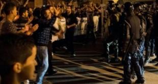 متظاهرون في المغرب