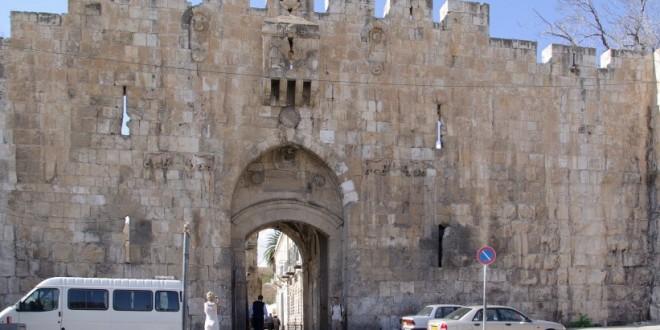 باب الاسباط-القدس