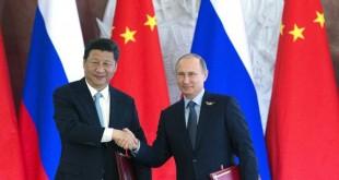 بوتين+جين بينج