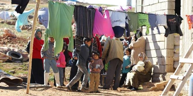 لاجئين-سوريا