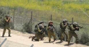 اسرائيل-حدود