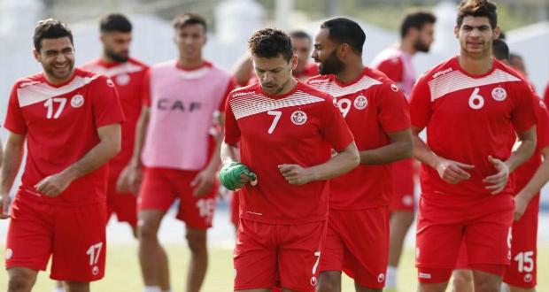 المنتخب-التونسي-تربص