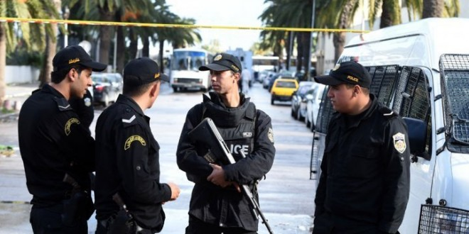 police-tunisie