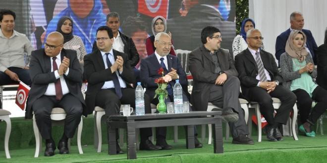 محمد علية-راشد الغنوشي