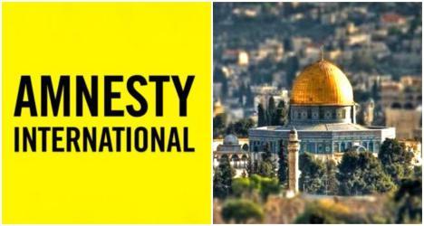 منظمة-العفو-الدولية-فلسطين