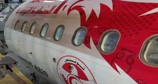 طائرة-المنتخب